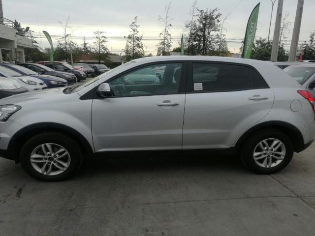 ssangyong new korando gas 4x2 at - nkc1110 euro v
