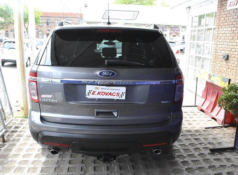 ford explorer ltd 4x4 aut  ac