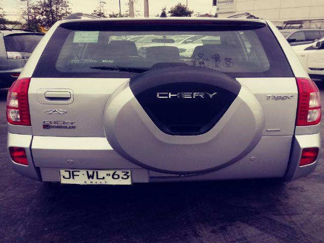 Autos Rosselot Chery Tiggo 1.6 2017
