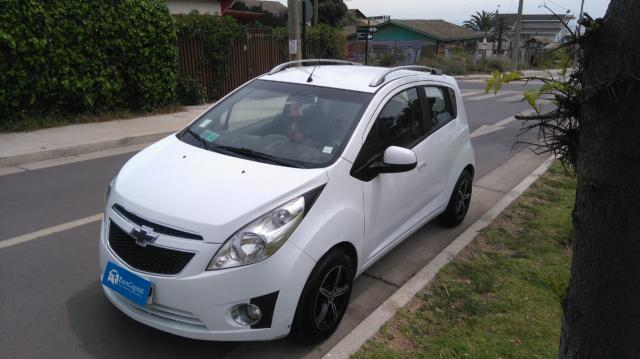 Autos Automotora RPM Chevrolet Spark gt 1.2 ac 2012