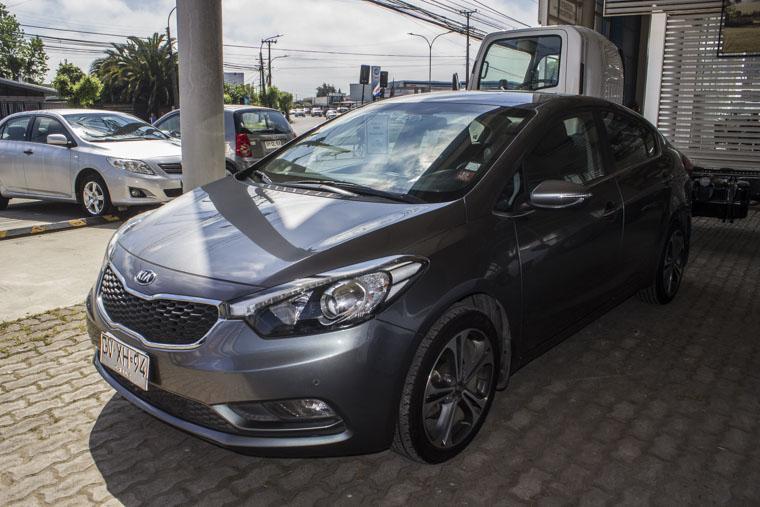 Autos Kovacs Kia Cerato sx 1.6 2015
