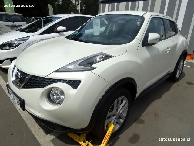 Autos Hernández Motores Nissan Juke 2017