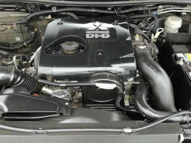 mitsubishi montero sport g2 2.5 at diesel c/c - euro iv