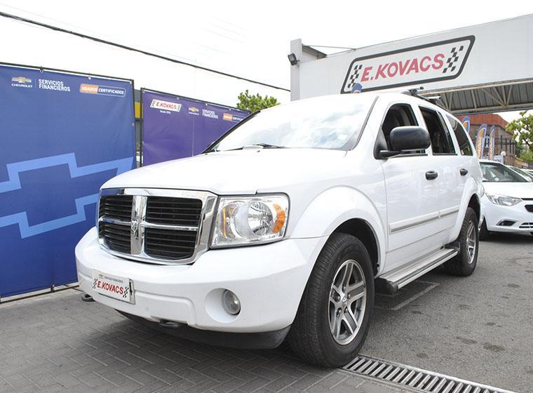 Camionetas Kovacs Dodge Durango slt 4x4 aut ac 2011