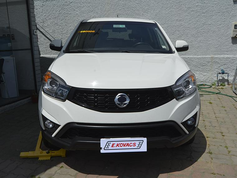 ssangyong korando 2.0 at