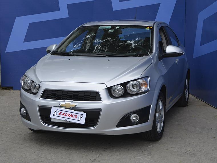 Autos Kovacs Chevrolet Sonic lt 1.6 at 2015