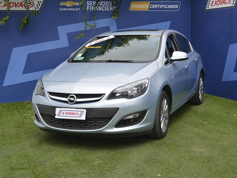 Autos Kovacs Opel Astra ii enjoy 1.4t at 2016