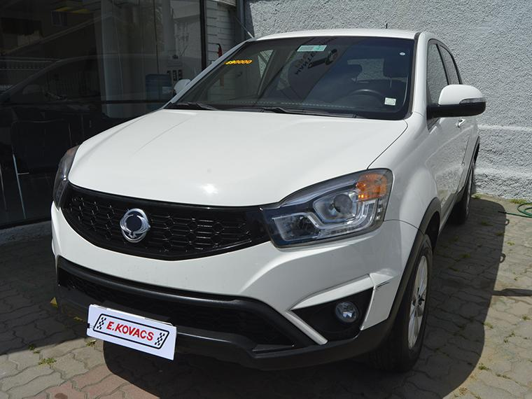 Autos Kovacs Ssangyong Korando 2.0 at 2015