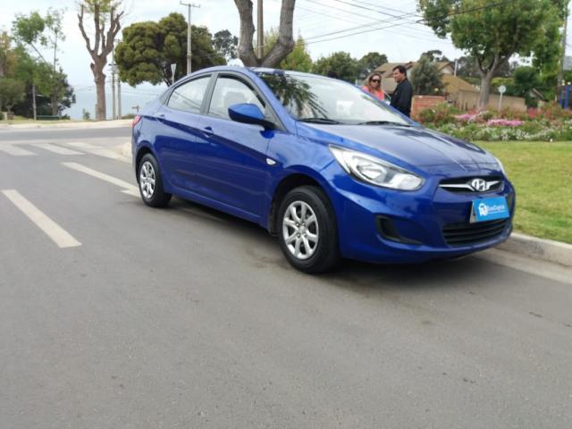 Hyundai accent rb gl 1.4