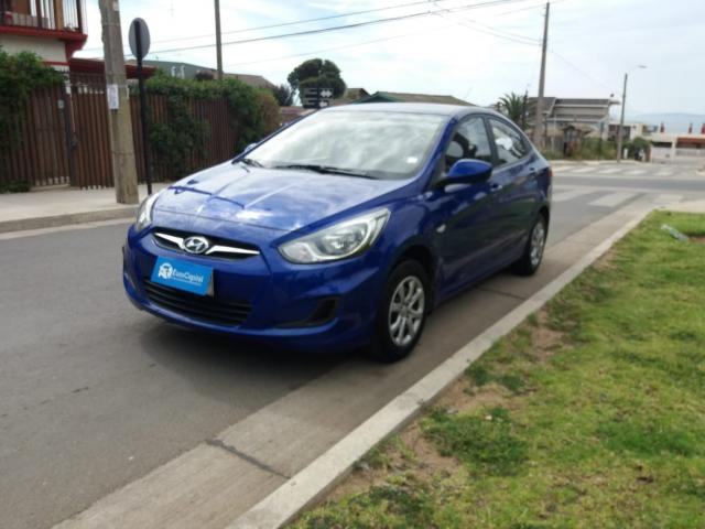 Autos Automotora RPM Hyundai Accent rb gl 1.4 2014