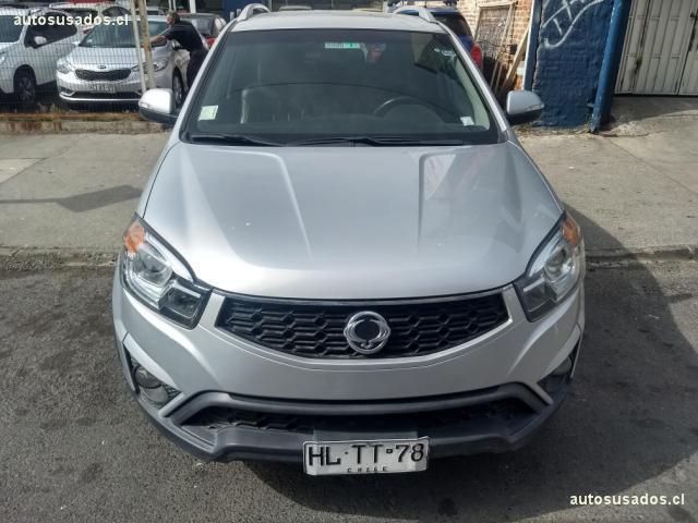 Autos Hernández Motores Ssangyong Korando 2016