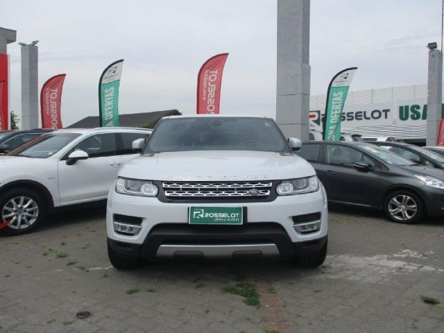 Autos Rosselot Land rover Ranger rover sport 3.0 sdv6 2018