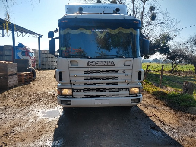 Scania P 114