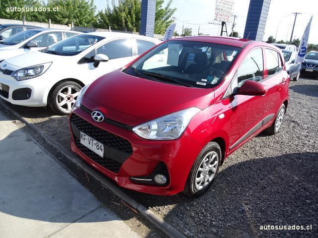 Furgones Hernández Motores Hyundai I-10 2018