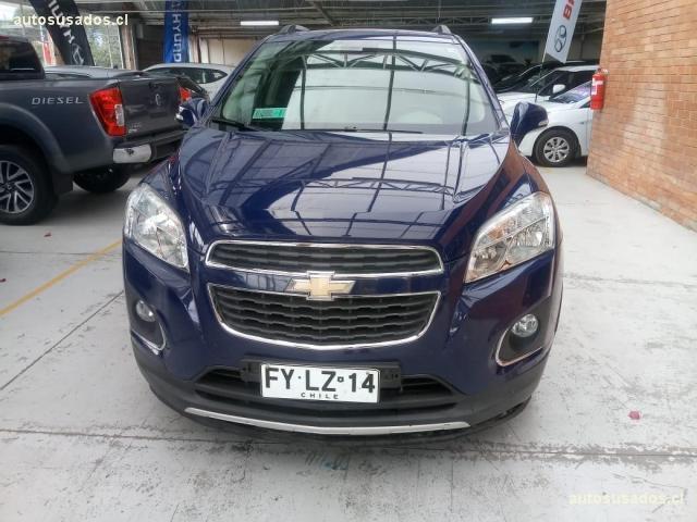 Camionetas Hernández Motores Chevrolet Tracker 2014