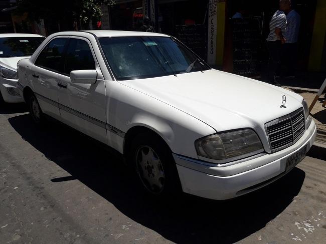 Mercedes-Benz C 280 Aut.