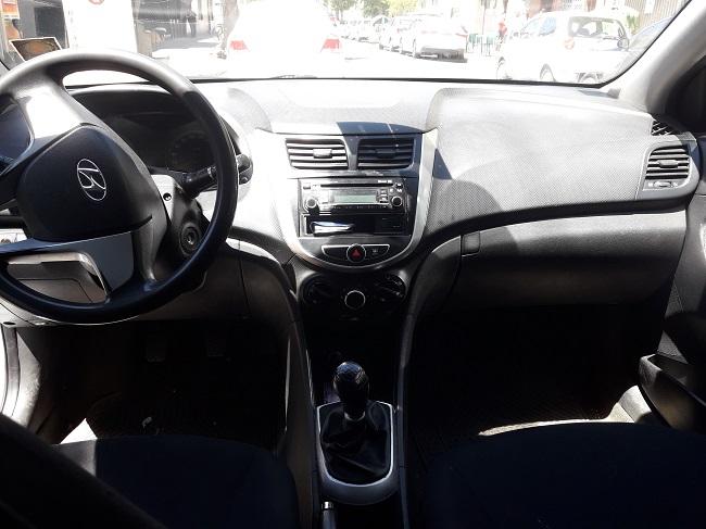 Hyundai Accent RB GL