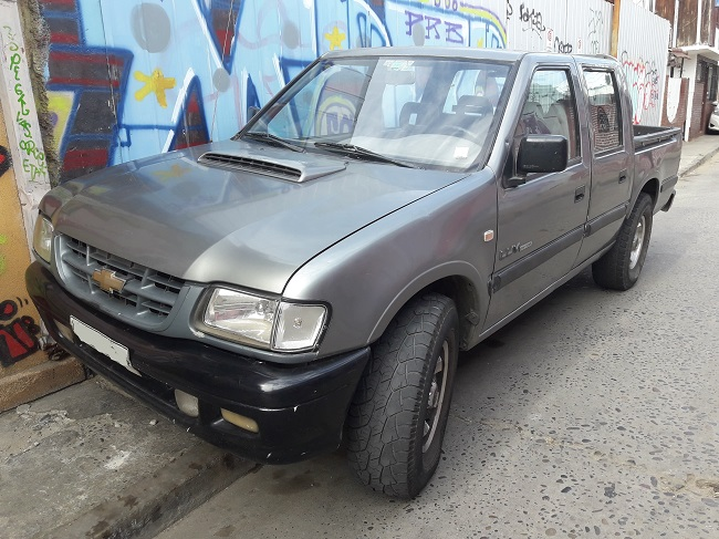 Chevrolet Luv GLS 4X4