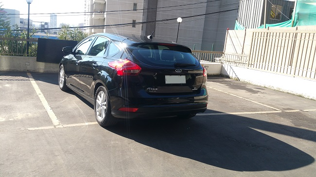 Ford Focus 5-door