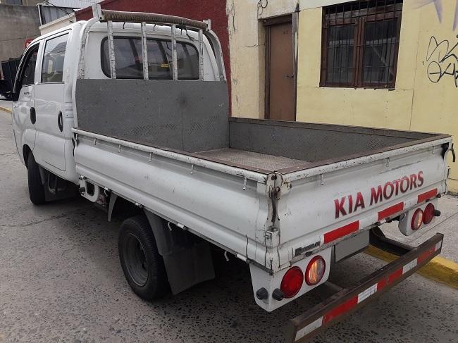 Kia Frontier ll