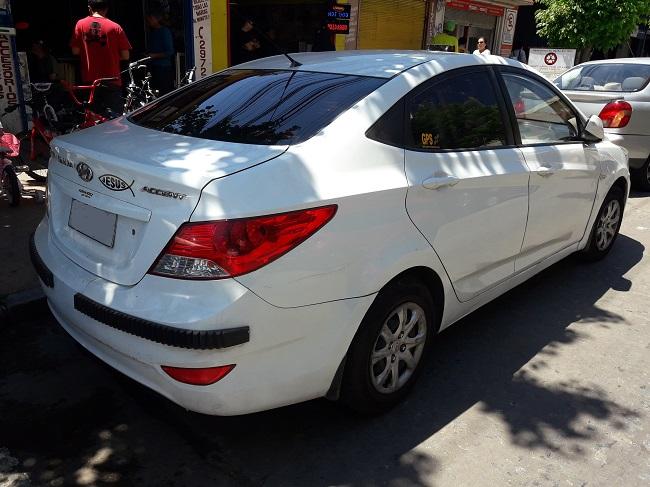 Autos Automotora Rodríguez Hyundai Accent RB GL 2012