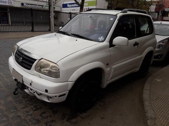 Camionetas Automotora Rodríguez Suzuki Grand Vitara 2005