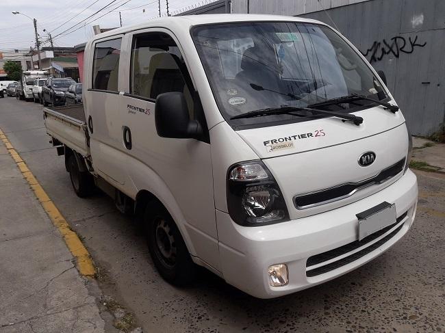 Camionetas Automotora Rodríguez Kia Frontier ll 2014