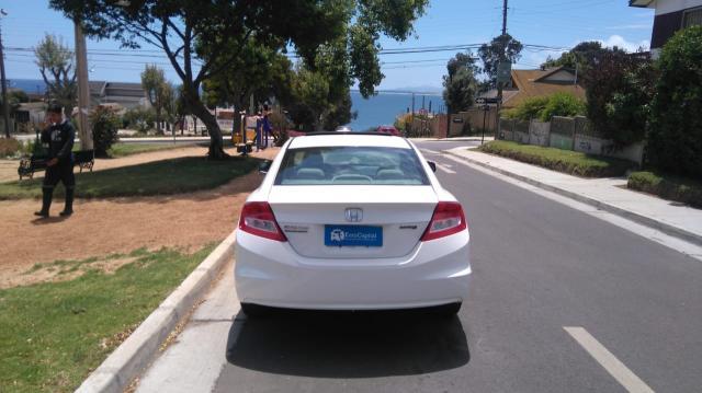 Honda civic 1.8 ex coupe at