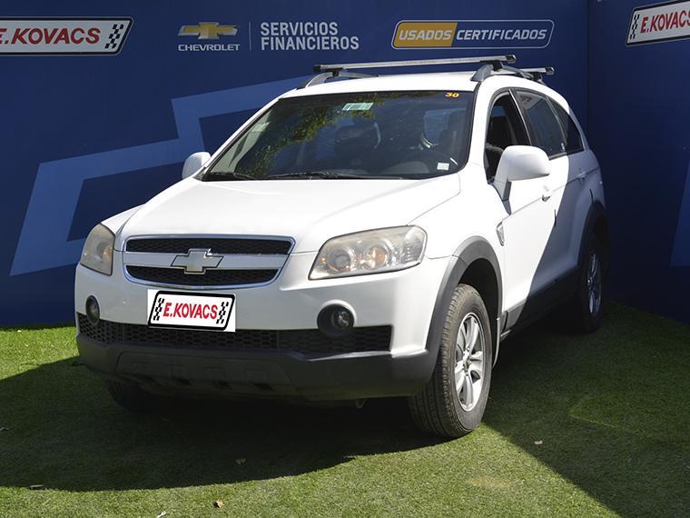 Camionetas Kovacs Chevrolet Captiva ls su 2.4mec 2.4 4x2 2009