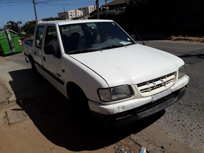 Camionetas Automotora Rodríguez Chevrolet Luv 4X2 2002