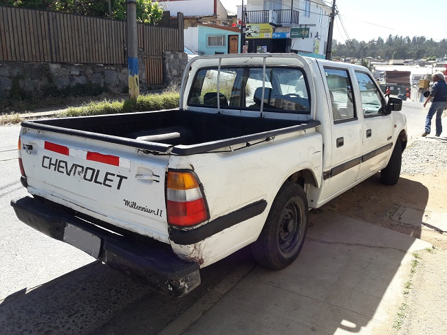 Chevrolet Luv 4X2