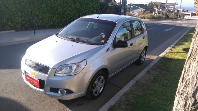 Autos Automotora RPM Chevrolet Aveo 1.4 ls 2013