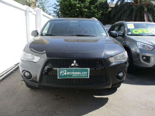 Camionetas Rosselot Mitsubishi New outlander k2 gl 2wd mec 2010