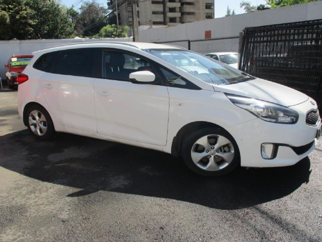 kia carens ex 1.7l dsl mt dab abs 7p - 1674