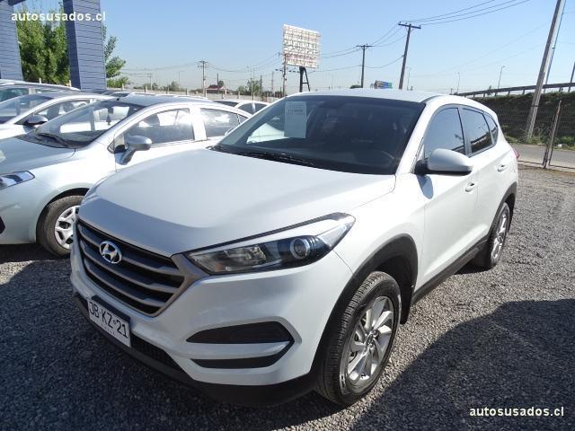 Camionetas Hernández Motores Hyundai Tucson 2016