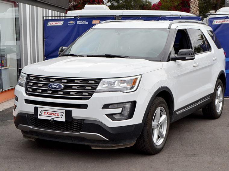 Camionetas Kovacs Ford Explorer xlt 3.5 autaut 3.5 4 2018