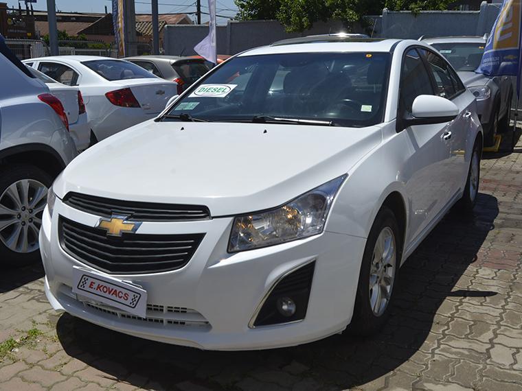 Autos Kovacs Chevrolet Cruze aut 2.0 4x2 ii ls fu 2013