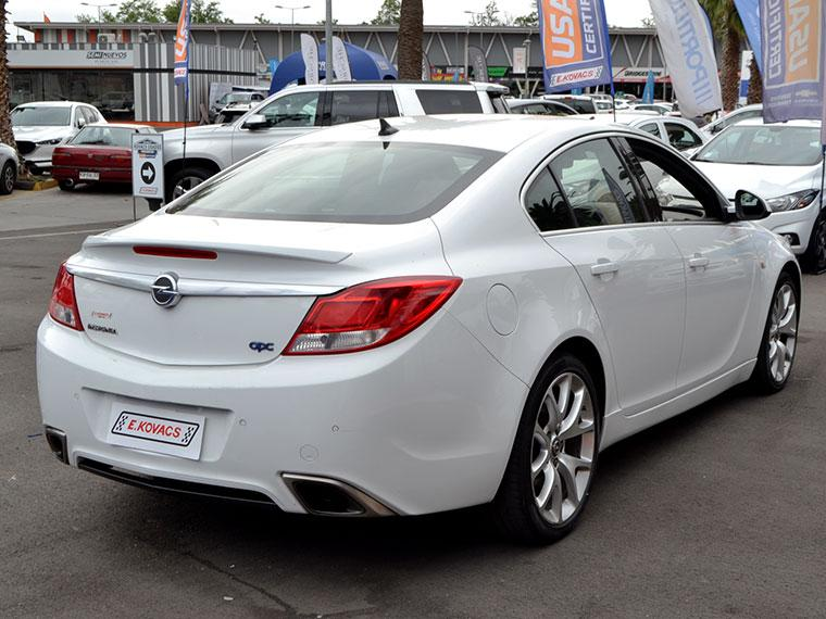 opel insignia opc 2.8 at