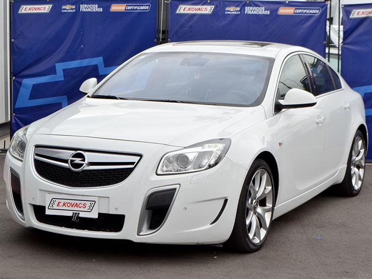 Autos Kovacs Opel Insignia opc 2.8 at 2012
