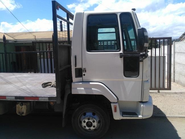 Camiones Automotora Rodríguez Ford Cargo 915 2011