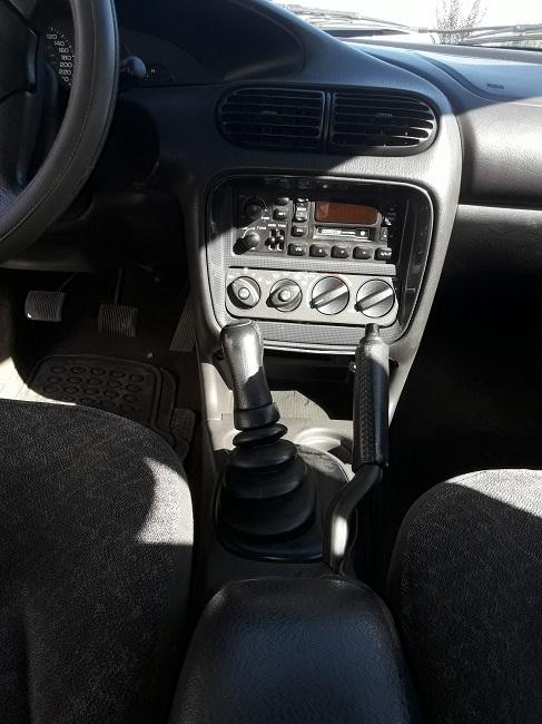 Chrysler Stratus 2.0