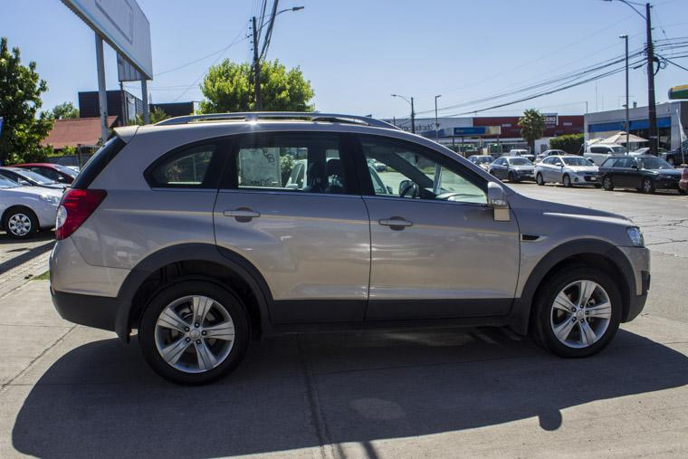 chevrolet captiva ii lt full awd