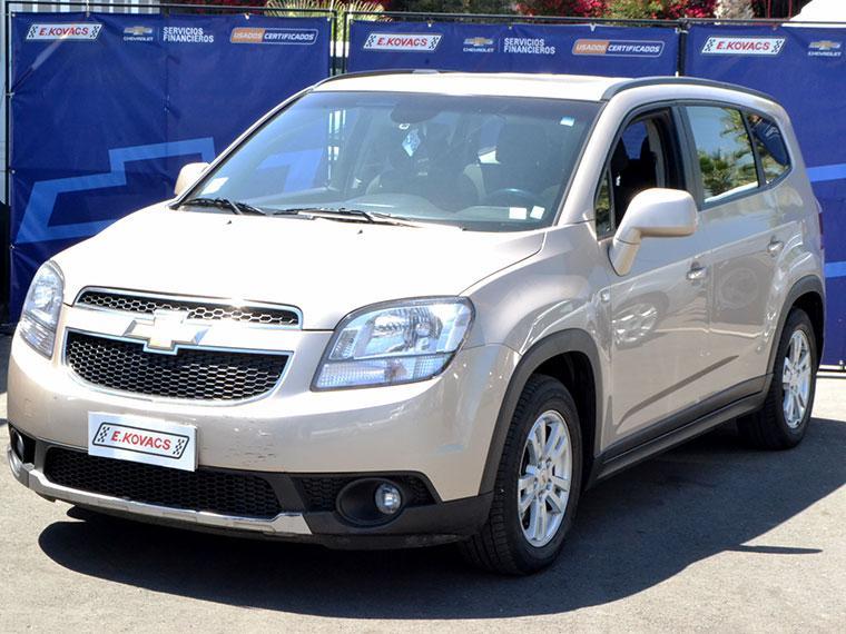 Camionetas Kovacs Chevrolet Orlando 2.0 diesel atls 2012