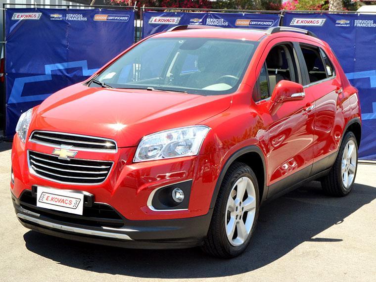 Camionetas Kovacs Chevrolet Tracker 1.8 awd lt at 2017