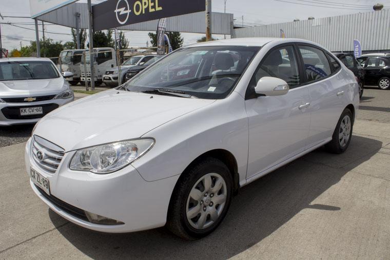 Autos Kovacs Hyundai Elantra hd gls 1.61.6 2011