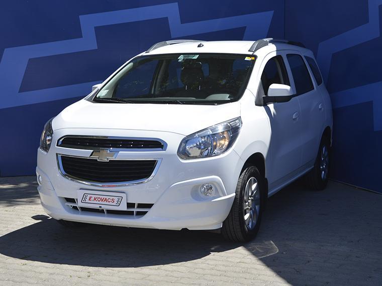 Furgones Kovacs Chevrolet Spin ltz 1.8 at 2018
