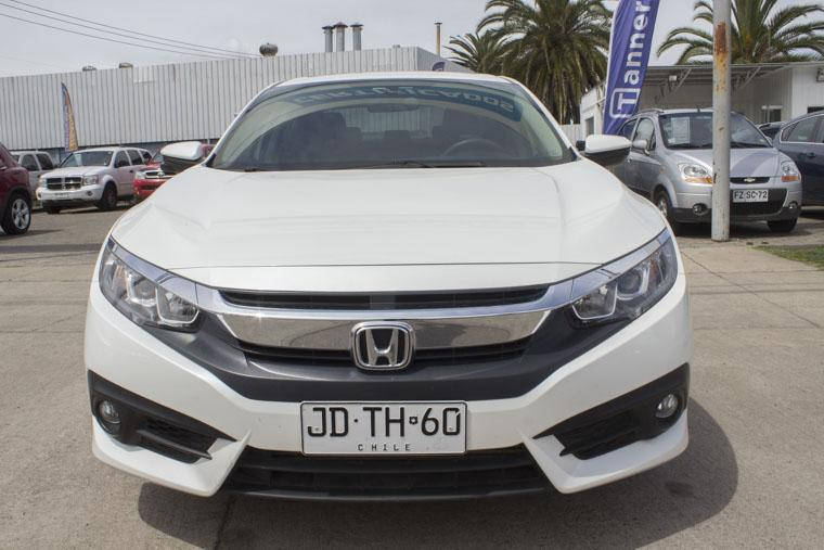 honda civic ext cvt 1.5