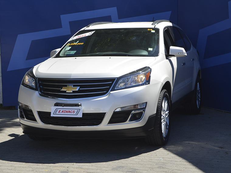 Camionetas Kovacs Chevrolet Traverse iii lt su 3.6 2015