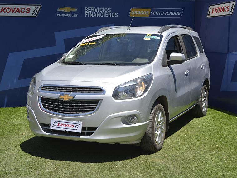 Furgones Kovacs Chevrolet Spin 1.8l mt at 2017
