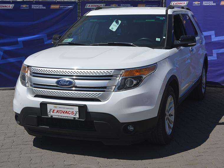 Camionetas Kovacs Ford Explorer xlt aut ac 2015